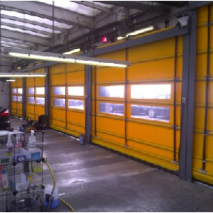 Insulated Rapid Roller Doors