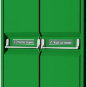 Sports Steel Doors