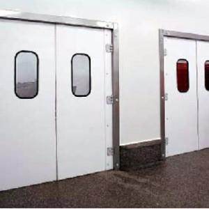 Polyethylene Doors