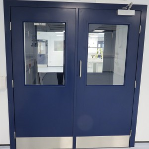 Personnel Steel Doors